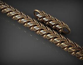 Chain Link 137 3D printable model