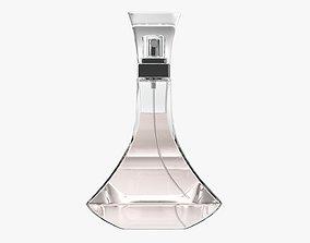 Perfume bottle mockup 02 3D model