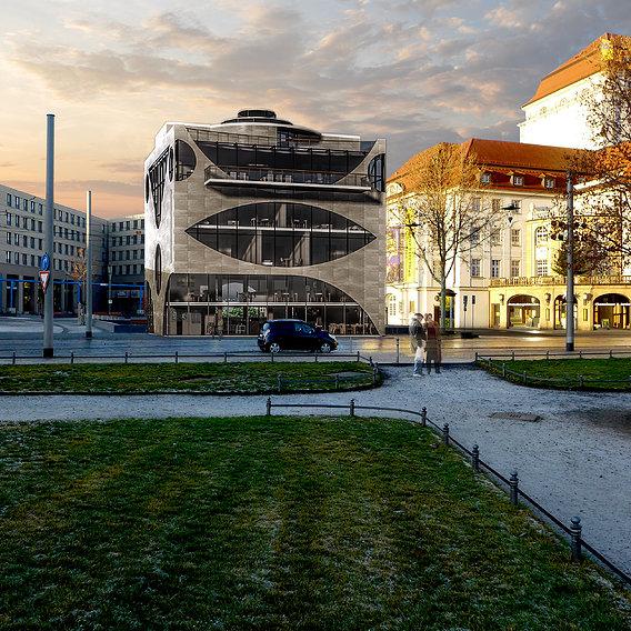 Postplatz Restaurant   Hotel   Bistro -Dresden