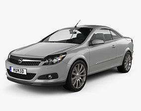 3D Opel Astra TwinTop 2006