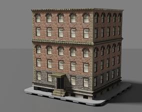 3D model Building-01