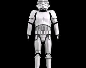 Star Wars Rogue One-Solo Stormtrooper 3D printable model 2