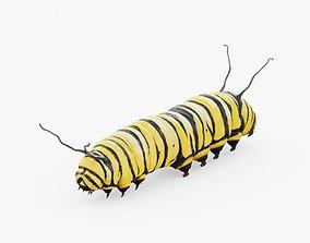 Caterpillar 01 3D model