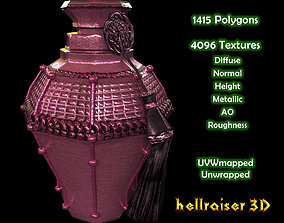 Perfume - Textured 3D asset