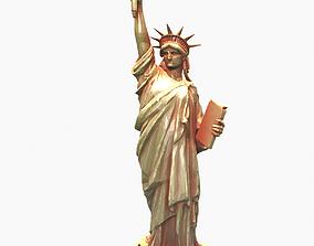 Statue of Liberty 3D liberty