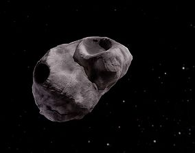 3D model realtime Asteroid