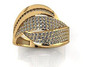 ring stone 135 3D printable model