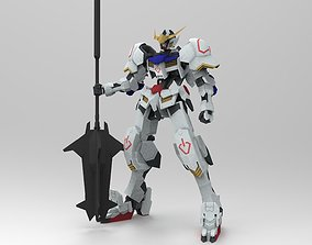 GUNDAM BARBATOS 4th robot 3D model