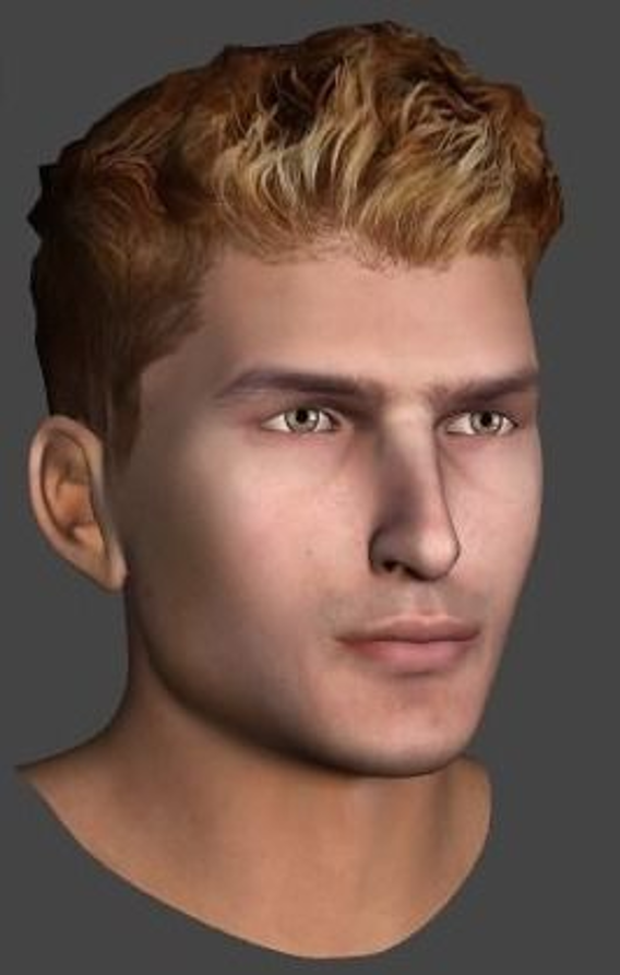 Free High Quality Spy model Face Close Up!