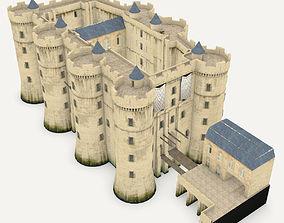 La Bastille 3D