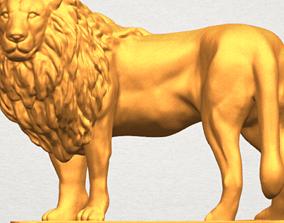 kitty Lion 3D Model