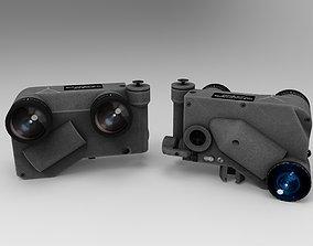 3D model Army Binacular