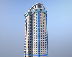 3D model realtime MSK Building 56