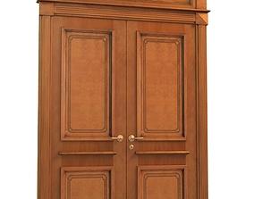 3D model Door Italiano