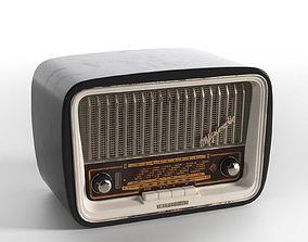 3D Gavotte 1253 Radio old