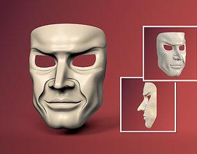 Hero Mask - ORIGINAL DESIGN 3D model