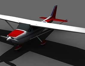 3D asset Cessna 172