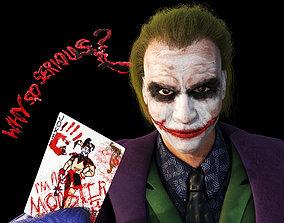 Joker 3D joker