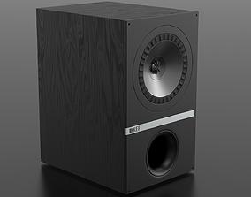 3D KEF Q300 Realistic
