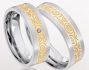 3D printable model Wedding ring 082