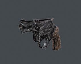 3D asset Charter Arms Undercoverette