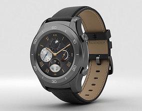 3D Huawei Watch 2 Classic