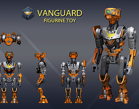 Venguard Destiny Figurire 3D printable model
