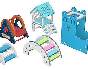 Hamster Toys 1 3D asset