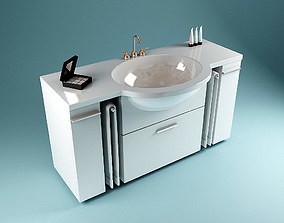 3D washstand