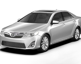 3D model 2012 Toyota Camry