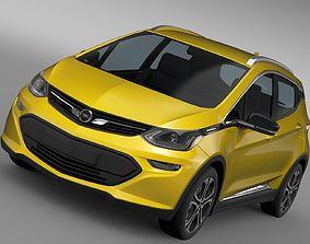 Opel Ampera-e 2017 3D model