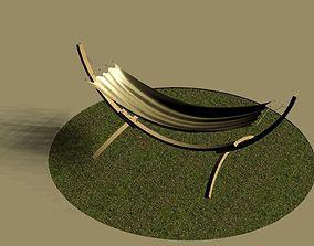 Hammock garden 3D