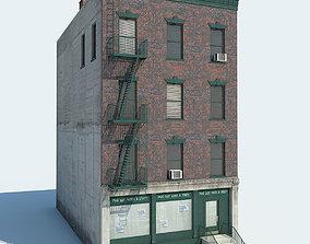 3D model NYC Building