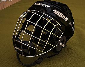 3D model Hockey Helmet