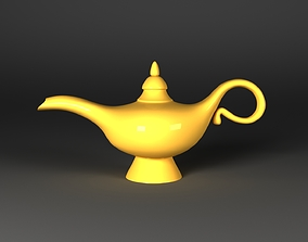 Magic Lamp 3D