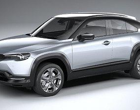 Mazda MX-30 2021 3D