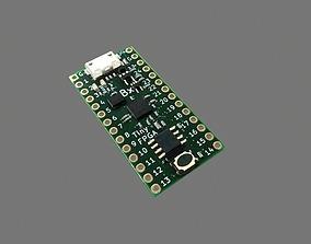 TinyFPGABx 3D model