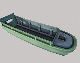 Landing Boat 3D model