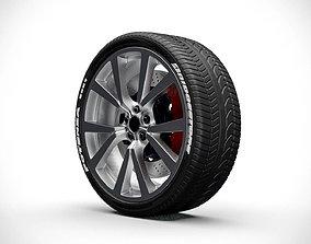 3D model Wheel v6