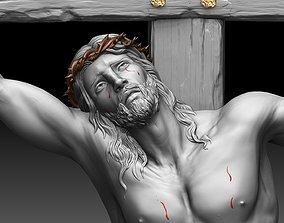 3D print model Crucifixion of Jesus
