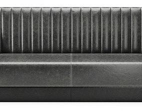 ToposWorkshop Stripes Bar Sofa 3D model