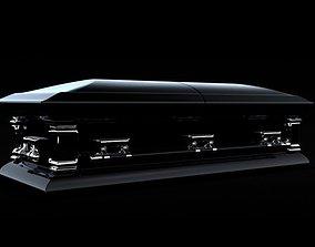3D model Coffin Casket