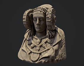3D printable model Dama de Elche