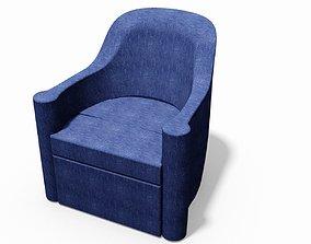 3D Comfort Sofa