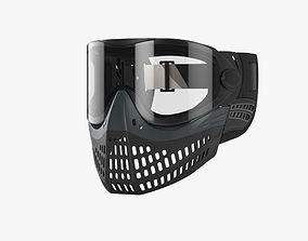 3D Paintball mask