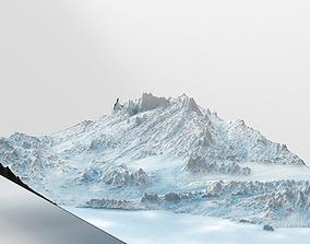 3D Arctic Landscape 2