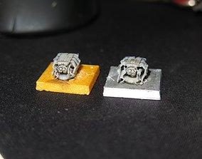 3D printable model EPIC - ARMAGEDDON SET 9 - XenoCyborg 2