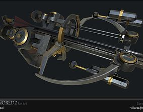 Dishonored 2 Corvos Crossbow 3D printable model