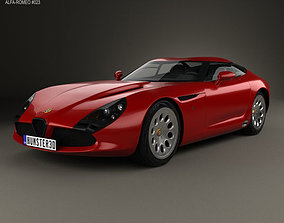 Alfa Romeo TZ3 Stradale 2011 3D