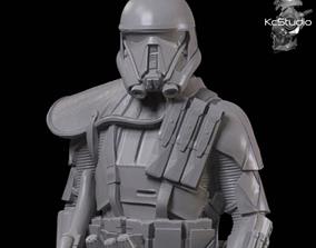 Death Trooper 3D print Model wars